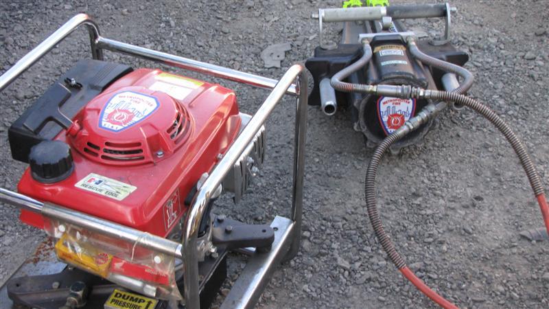 Hurst Tool Combined Dept Drill 112