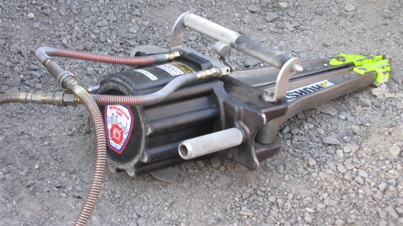 Hurst Tool Combined Dept Drill 146