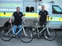 Volly Heart's EMS Bike Patrol Gets New Equipment, May 19, 2003