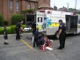 Volunteer Heart Participates in an EMS demonstration @ The Blessed Sacrament School