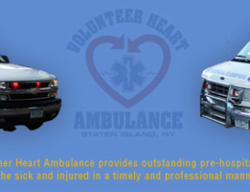 Volunteer Heart Ambulance Heads Holiday Toy Drive